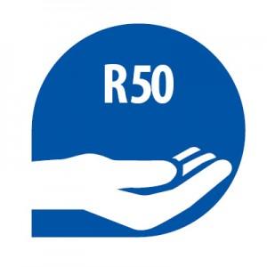 Donasie R50